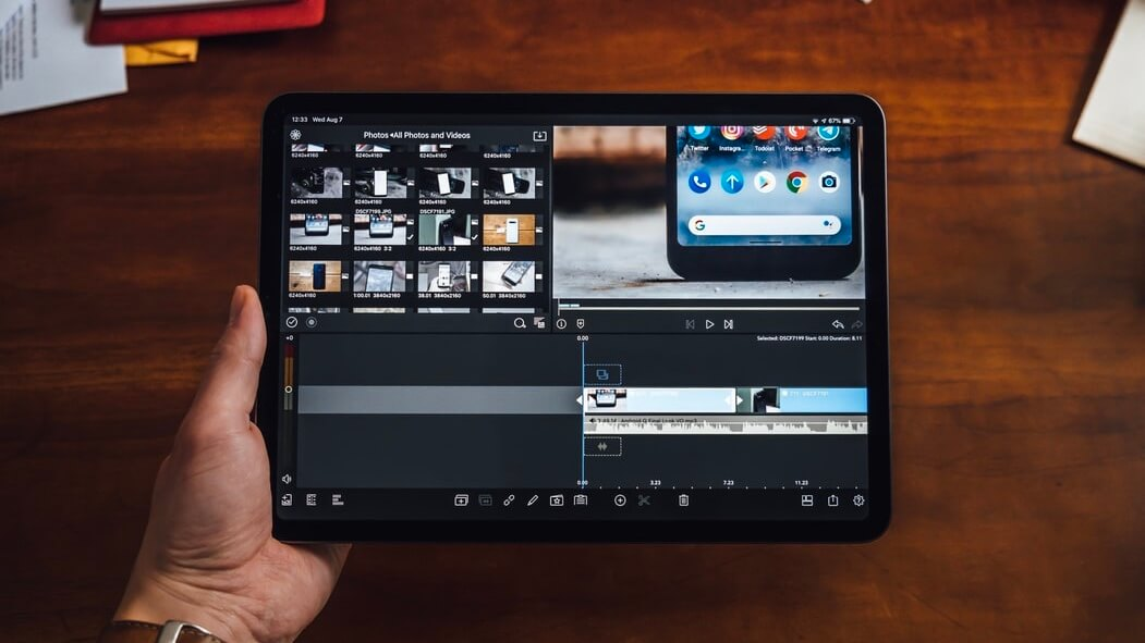 動画編集ができるアプリ