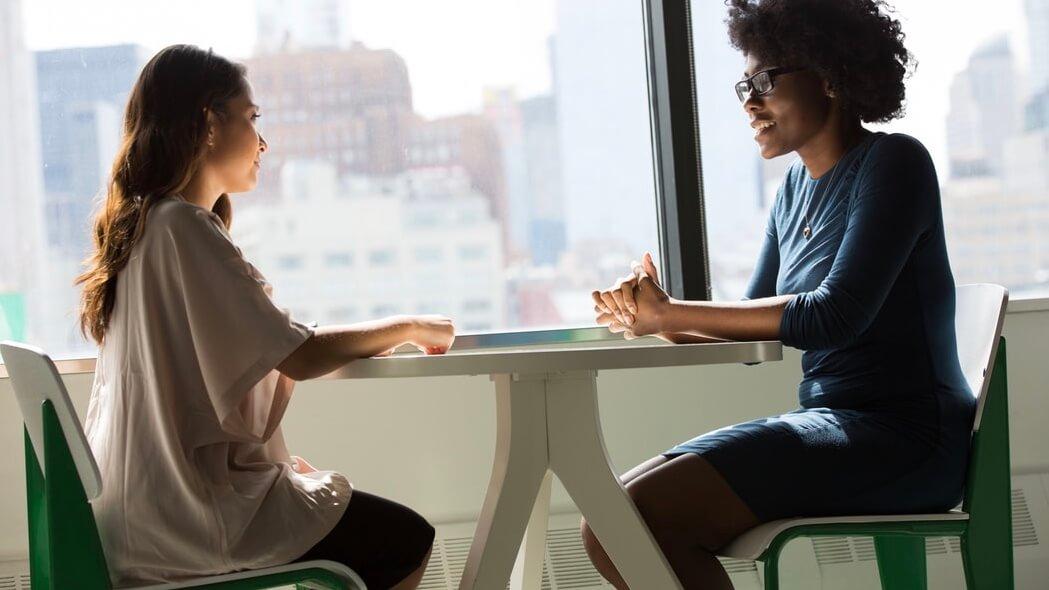 インタビューの仕方